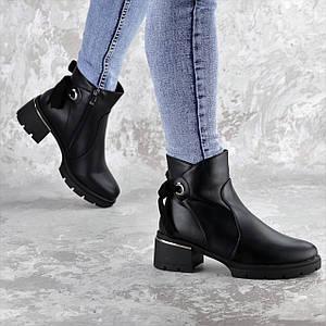 Ботинки женские Fashion Primdrose 2390 36 размер 23,5 см Черный