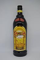 Ликер кофейный Kahlua 1 л, фото 1