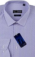 Рубашка мужская с длинным рукавом