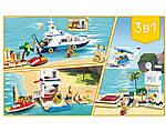 """Конструктор JVToy """"Пляжний відпочинок"""", серія """"Чудове місто"""", 24012, фото 2"""