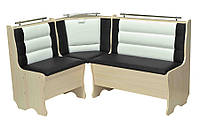 Кухонный уголок Омега + стол + 2 табурета, фото 1