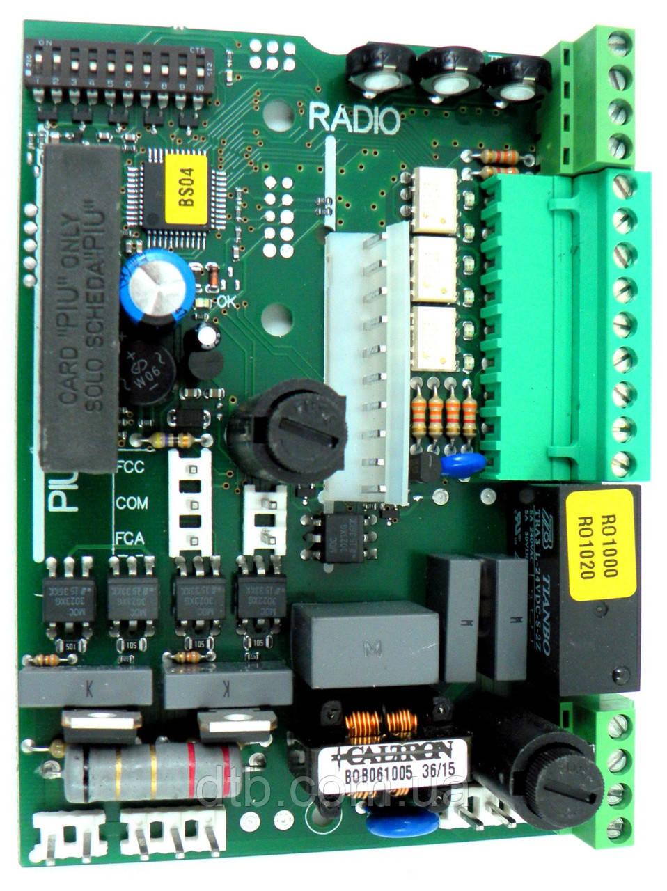 Плата управления ROBO Nice ROA3 для привода RO1000