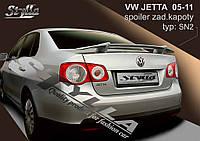 Спойлер VW Jetta