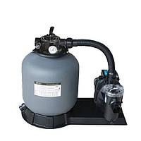 Фильтрационная установка Emaux FSP350-SS020 (4.32 м3/ч, D350), фото 1
