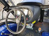 Минитрактор с кабиной ДТЗ 5504К, фото 6