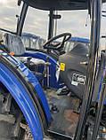Минитрактор с кабиной ДТЗ 5504К, фото 4