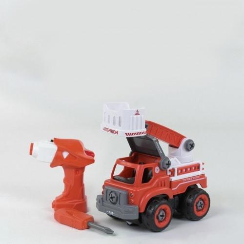 """Конструктор """"Пожежний автомобіль"""""""