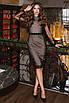 Женское вечернее платье Бежевый, фото 2