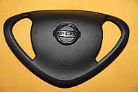 Накладка, заглушка на подушку безопасности, имитация Airbag, крышка в руль на Nissan Leaf