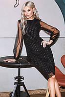 Женское вечернее платье Черный