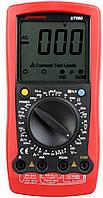 UT58D (UTM 158D)Ручной мультиметр UNI-T.Постоянное напряжение:1000В, сопротивление, емкость,Ток AC 20A