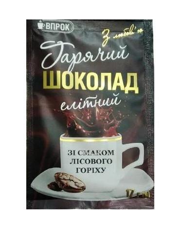 """Гарячий шоколад """"Лісний горіх"""" Впрок 17г"""