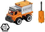Конструктор DIY Spatial Creativity - Вантажівка в про. уп. LM8064-SC-P, фото 2