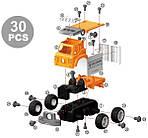 Конструктор DIY Spatial Creativity - Вантажівка в про. уп. LM8064-SC-P, фото 3