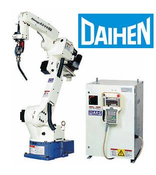 Промышленные роботы Daihen