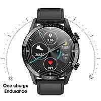 Смарт часы Фитнес браслет L13 мужской с измерением ЭКГ, давления и пульса