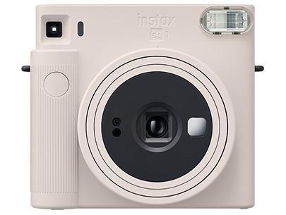 Камера моментальної друку Fujifilm Instax SQ1 Chalk White