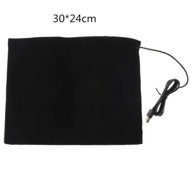 Электрические грелки USB для обуви, одежды, детской коляски 30*24 см
