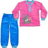 """Пижама для девочек """"Мишка Тедди"""""""