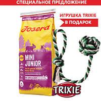 Josera Mini Junior (Йозера Мини Юниор) корм для щенков мелких пород 15 кг