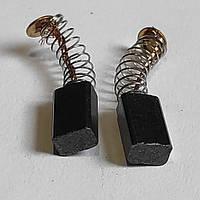 Щетки угольные 4х6х12 для електроинструмента (001)