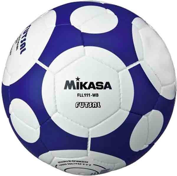 Футзальный мяч Mikasa FLL111-WB размер №4