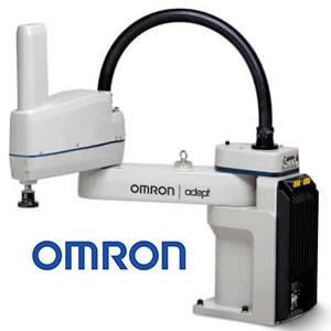 Промышленные роботы Оmron