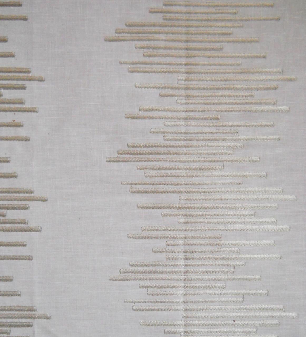 Портьерная ткань DASH 02 LINEN