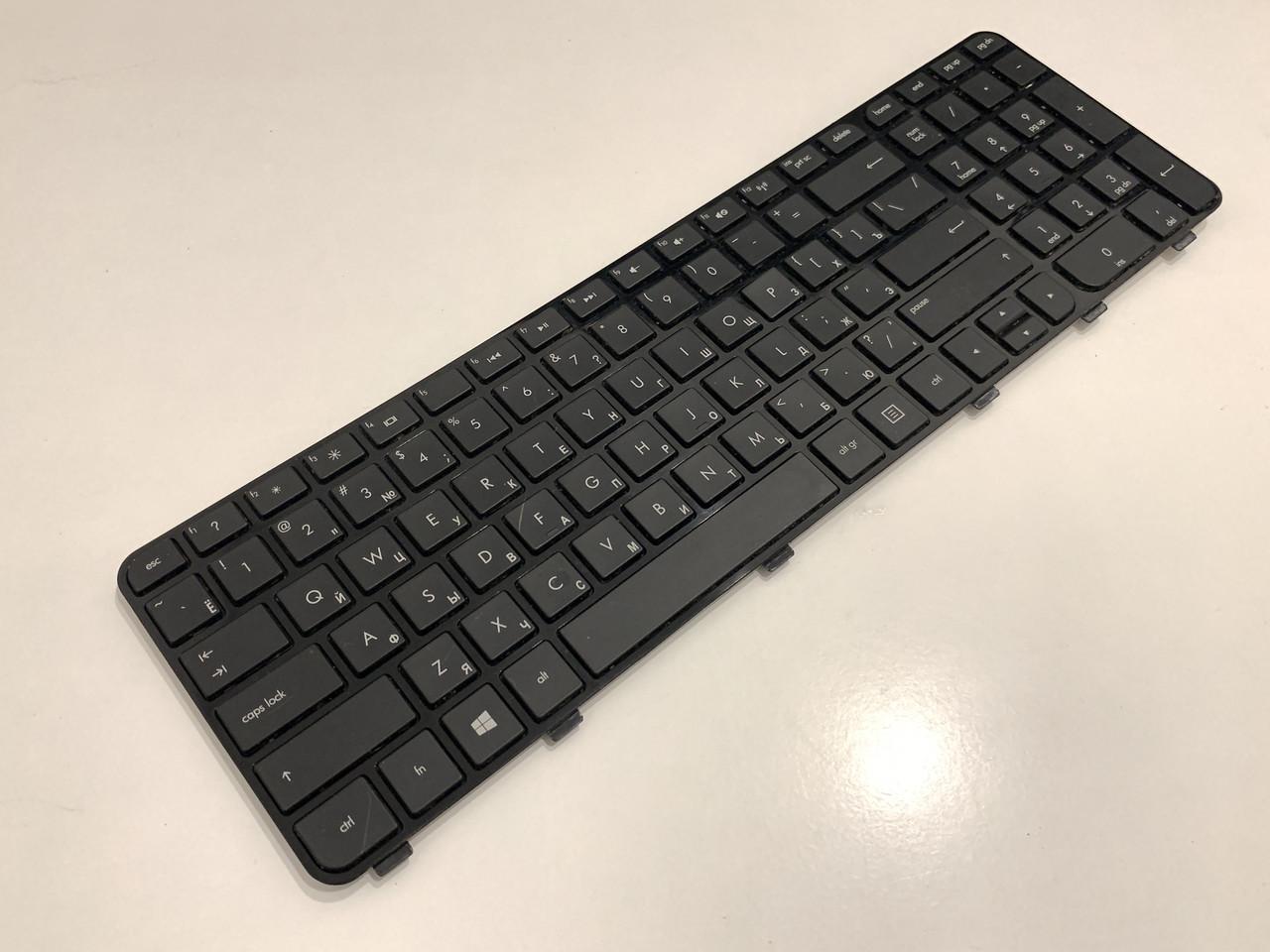 Запчасти для ноутбука HP ENVY dv6 7352sr   Клавиатура Sunrex v132430as2