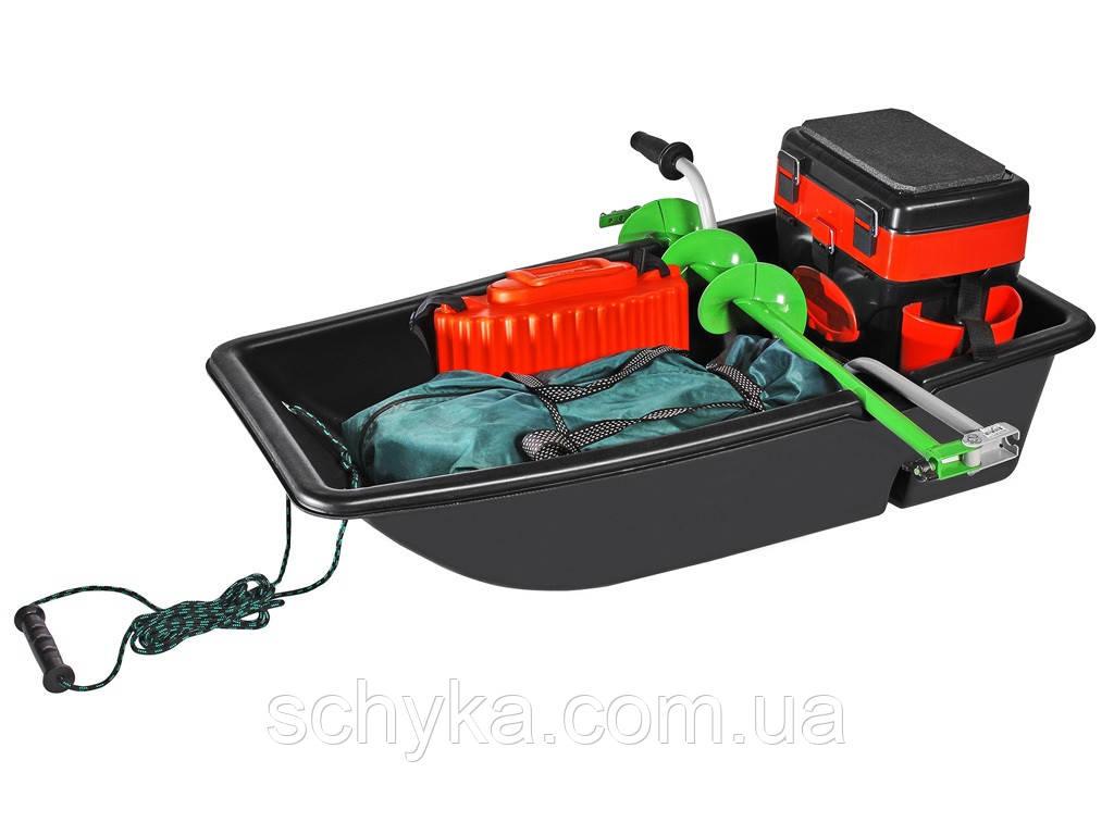 Сани зимові для транспортування риболовних снастей CP-3