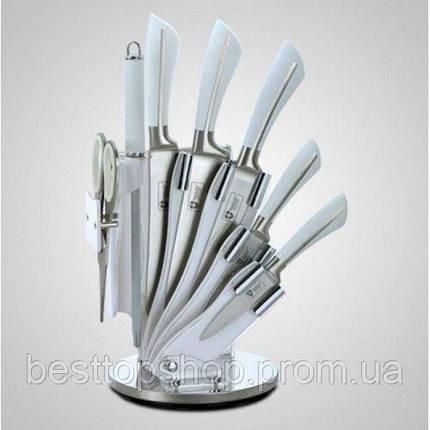 Набор металлических ножей на подставке Royalty Line RL-KSS750, фото 2