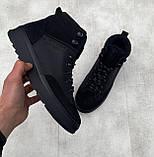 Мужские ботинки Baldinini H1138 черные, фото 3