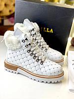 LE SILLA Кожаные ботинки (реплика)