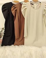 Мини платье люрекс, фото 1