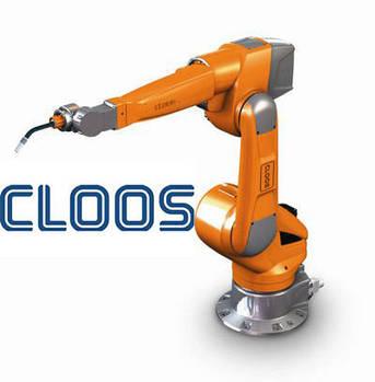 Промышленные роботы Cloos