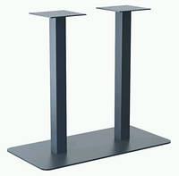 База для прямоугольного стола Милан Дабл Софт.  основа для стола, опора для стола)