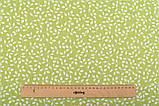Набор ткани для рукоделия  с цветочным принтом - 8 отрезов 40*50 см, фото 8