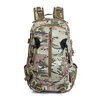 Рюкзак Военный Тактический Штурмовой Туристический PROTECTOR PLUS S412 на 35л Мультикам Хаки P412-5