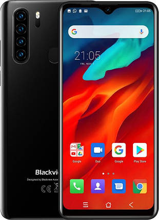 Blackview A80 Pro 4/64Gb Black, фото 2