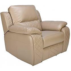 Кресло Arimax Dacota эко-кожа крем SQ03-013 PU (U0000019)