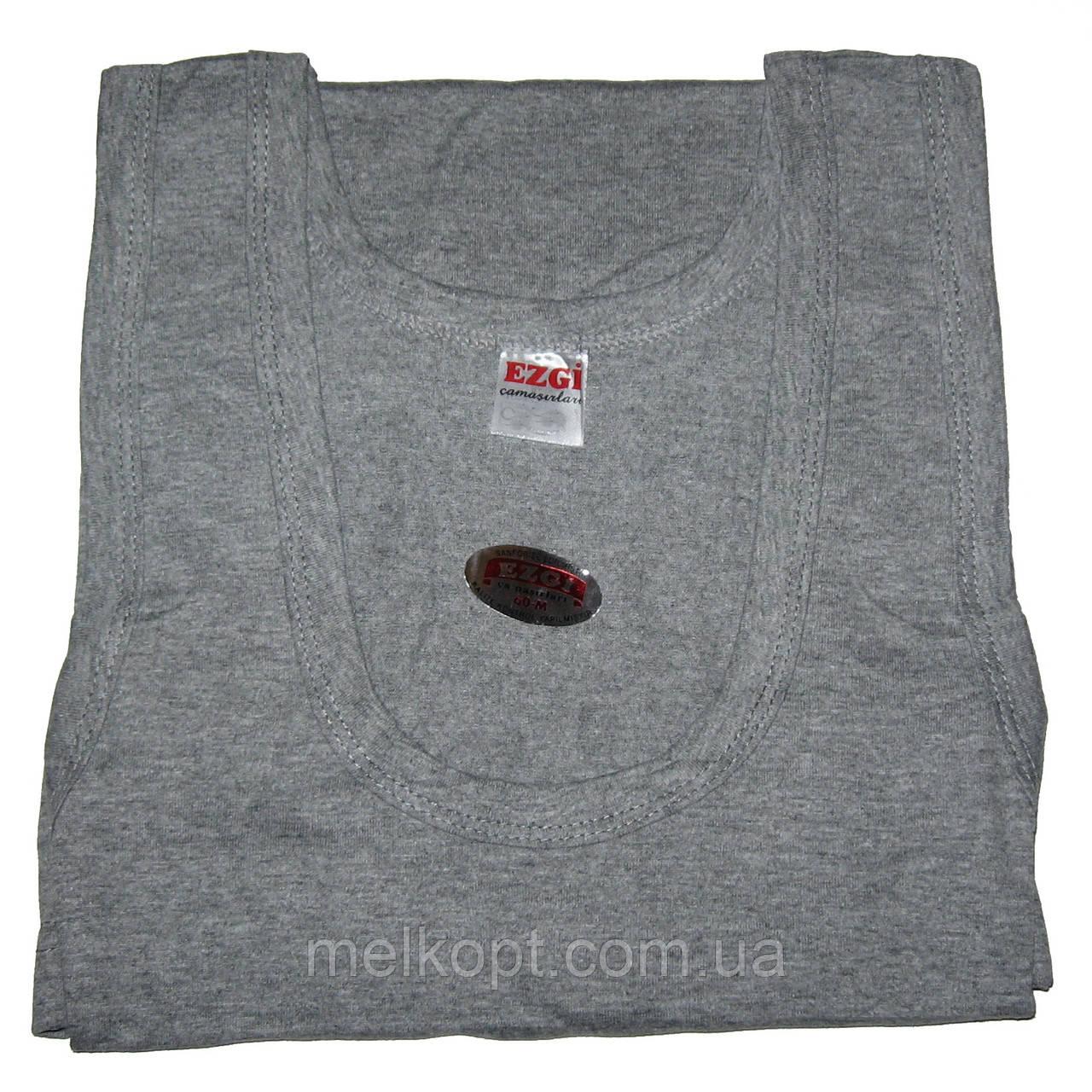 Мужские майки Ezgi - 53,00 грн./шт. (80-й размер, серые)