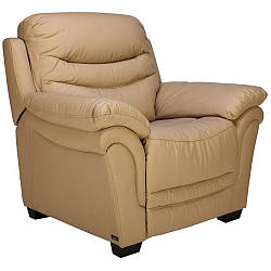 Кресло Arimax Hunter эко-кожа крем SQ03-018 PU (U0002394)