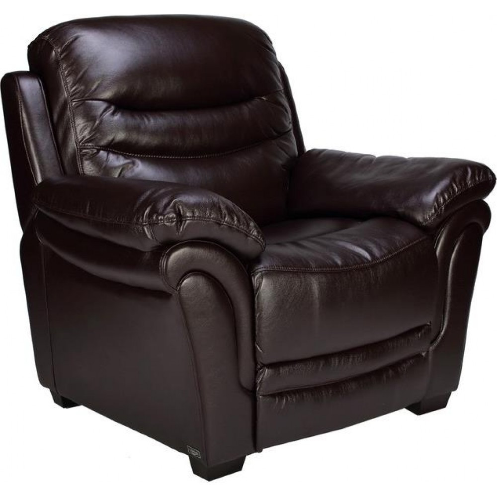 Кресло Arimax Hunter эко-кожа темно-коричневый SQ03-003 PU (U0004175)