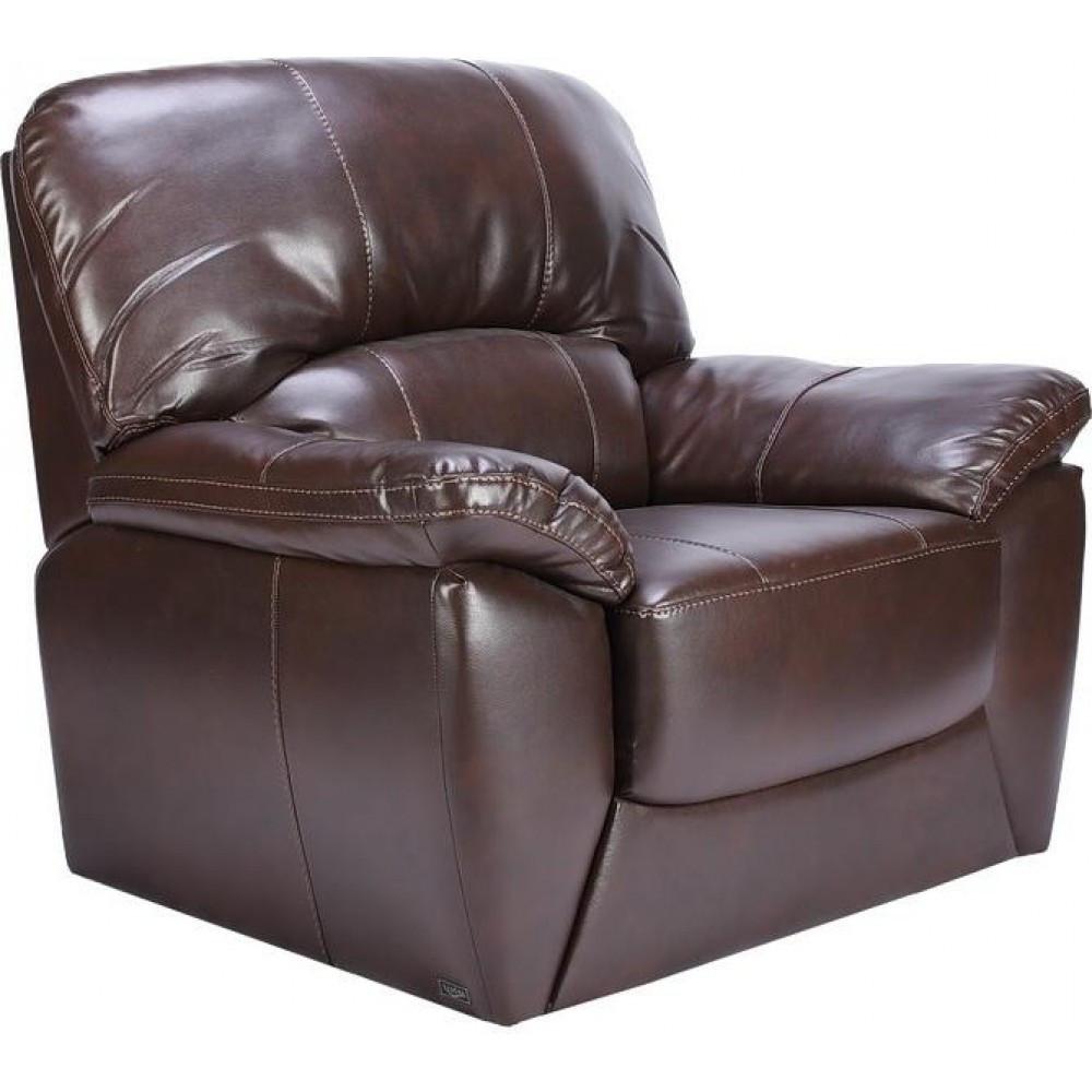 Кресло Arimax Madison эко-кожа темно-коричневый 60179w-10 PU (U0003235)