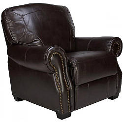 Кресло Arimax Ontario эко-кожа темно-коричневый SQ03-004 PU (U0003189)