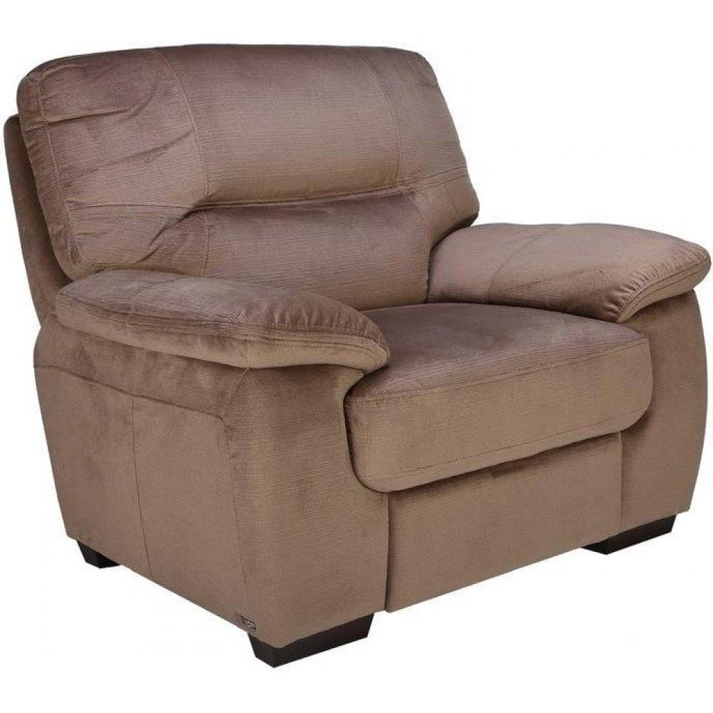 Кресло Arimax Shannon ткань кофейный SQ03-006 (U0002162)