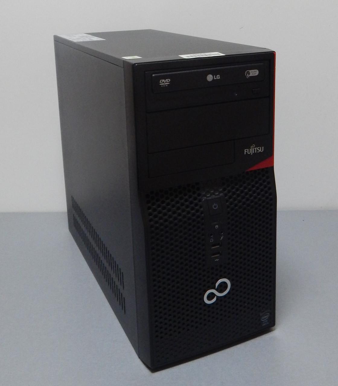 Системный блок б/у с Германии Fujitsu Esprimo P420 Intel Core i5-4570s/ 4 Gb RAM socket 1150 USB3.0