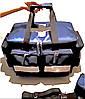 Медицинская сумка укладка 42*25*25см Модель А011 синяя