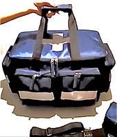 Медицинская сумка укладка 42*25*25см Модель А011 синяя, фото 1