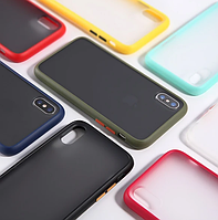 Накладка Gingle Matte Case для Samsung Galaxy A01 Core (A013)